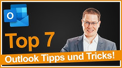 Top 7 Outlook Tipps und Tricks