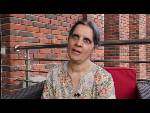 Dr. Mary John on Emergence of Women's Studies in India