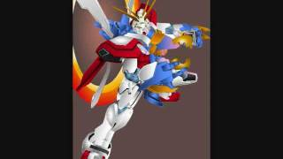 Mouse Painting act.56 Mobile Fighter G Gundam.
