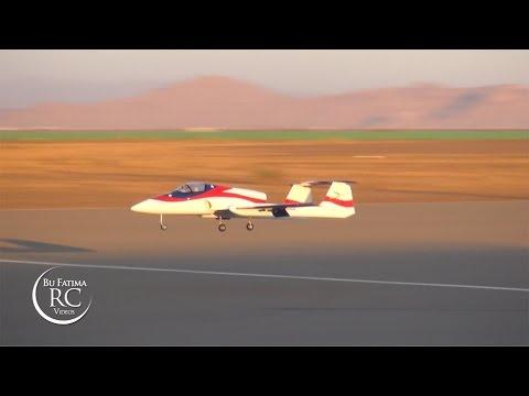 Boomerang XL RC Turbine jet - UAE Top Jet 2014