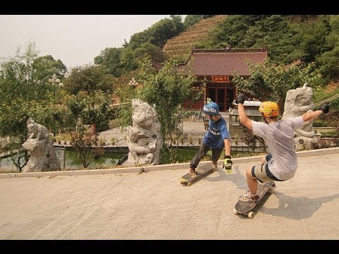 Bustin China with Bruno and Toti - Bustin Boards Co.
