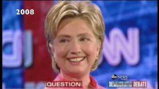 Watch Hillary Clinton Answer Nearly 40 Years Of Sexism