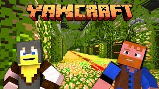 Minecraft - INSANE MINE SYSTEM! ★ YAWcraft, Ep.72 thumbnail