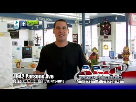 Appliance And Mattress Center Discounts Columbus Ohio Youtube