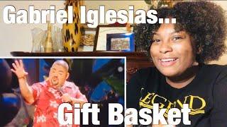 Gabriel Iglesias- Gift Basket *MUST WATCH* [Reaction]