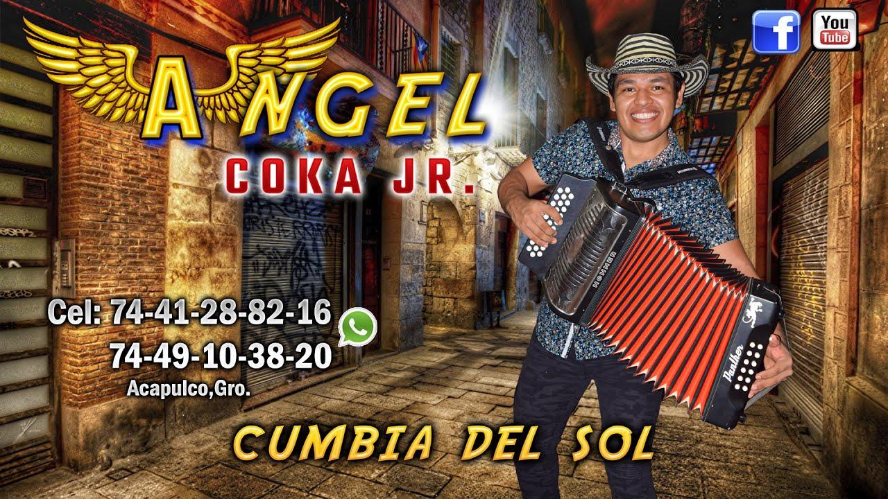 """PROMOCIÓN DE """"ANGEL COKA JR"""""""
