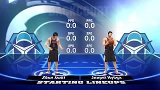 Kaijo vs Seirin (Kuroko No Basket MOD) NBA 2k14