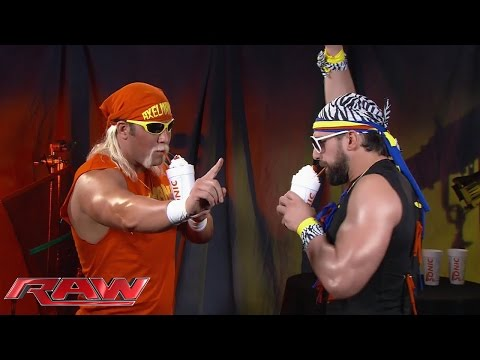 WWE Superstars Audition To Become The New Spokesperson For Sonic's Famous Sonic Shakes: Raw, June 1,
