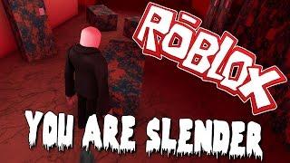 ROBLOX - Stranger Danger Slender [Xbox One Edition]