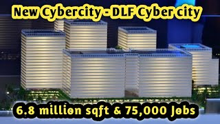 DLF CyberCity | DLF DownTown | Chennai is 2nd biggest market in India for DLF | DLF IT Park | SEZ |