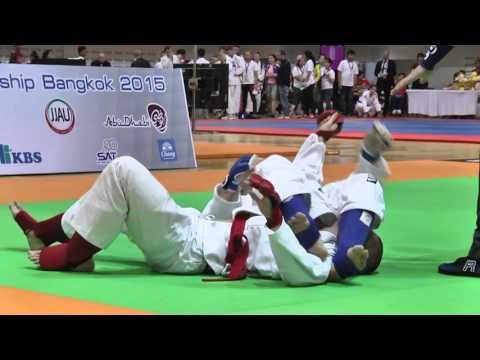 Ju-Jitsu World Championship 2015 Bangkok