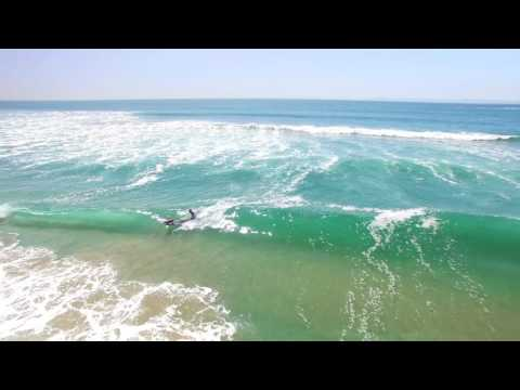 Skyler the Surf Dog (Drone Clip)