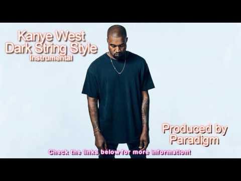 Kanye West Dark String Type Beat 2017 (Prod. by Paradigm)