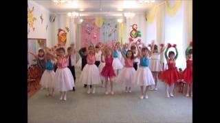 """Танец """"Далеко от мамы"""". Авторская разработка Лукашенко О. А. музыкальный руководитель - хореограф"""