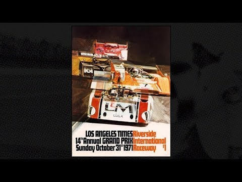1971 Can-Am Challenge Cup | Round 10 | Riverside