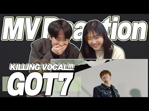 eng) GOT7 'Breath' MV Reaction   갓세븐 '넌 날 숨쉬게 해' 뮤직비디오 리액션   Korean Fanboy Moments   J2N VLog