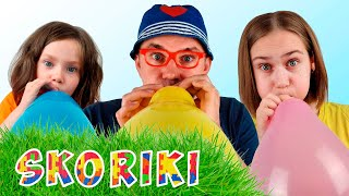 Collection of song videos from kids | SKORIKI