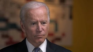 "Biden on Democrats impeaching Trump: ""I hope they don't"""