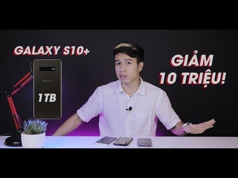 Galaxy S10+ 1TB Lưu được Bao Nhiêu Bộ Phim JAV?