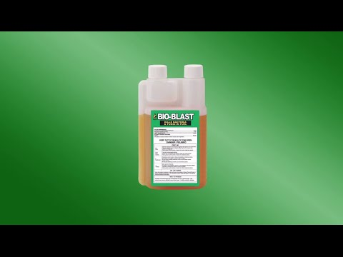 Bio-Blast - Biocide Performance Additive
