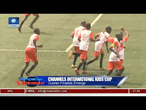 Delta,Kwara, Lagos Make Quarter Final Of Channels Int'l Kids Cup 23/05/18 Pt.4 |News@10|