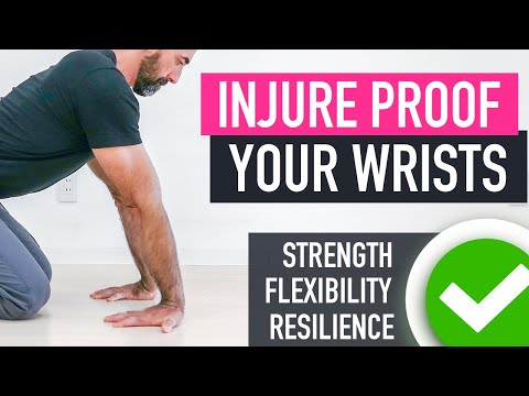 Wrist Prep Routine Handstand Warm-Up for Strong, Flexible Wrists