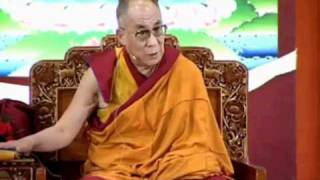 His Holiness the Dalai Lama Talking About Shantideva