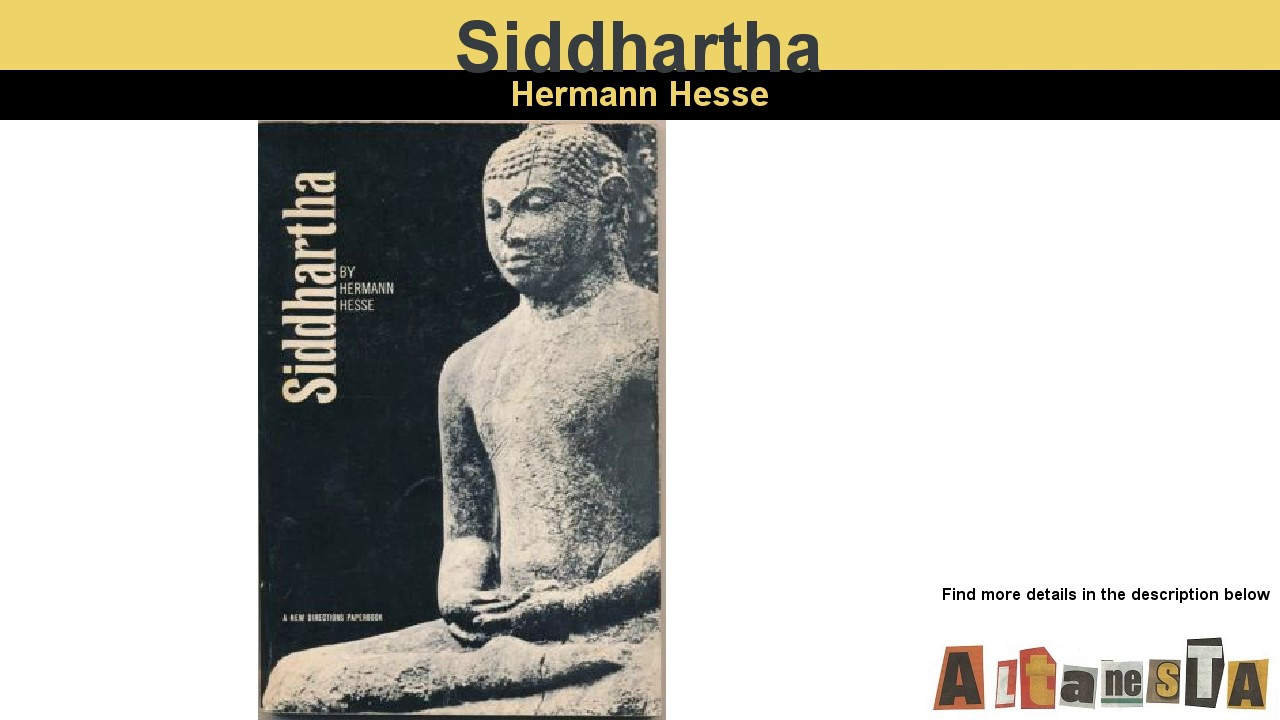 essays on siddhartha by herman hesse Herman hesse's siddhartha essays: over 180,000 herman hesse's siddhartha essays, herman hesse's siddhartha term papers, herman hesse's siddhartha research paper, book reports 184 990 essays, term and research.
