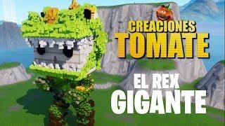 El Rex Gigante - Creaciones Tomate - Episodio 1