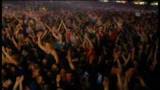 U2 Beautiful Day - Live @ Slane Castle