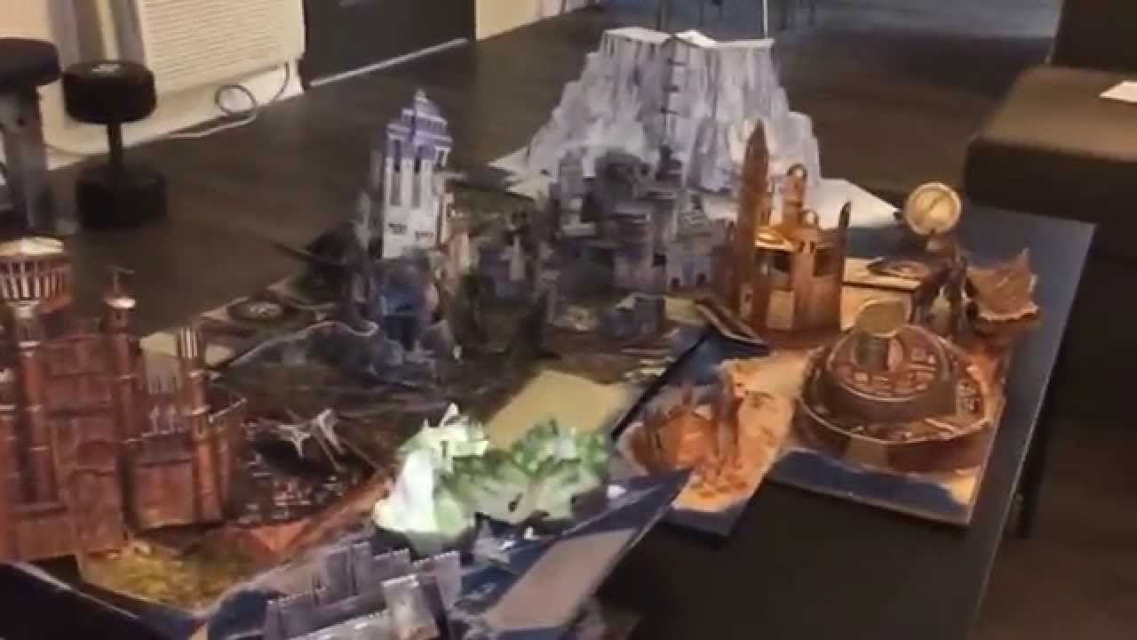 Game Of Thrones Popup Book EPIC