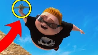 10 Editing Mistakes You Missed in Popular Animated Movies (Moana, Zootopia, Despicable Me, Nemo)