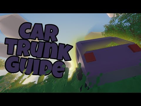 THE UNTURNED TRUNK GUIDE!!