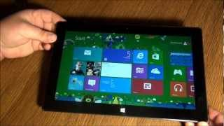 Обзор Microsoft Surface