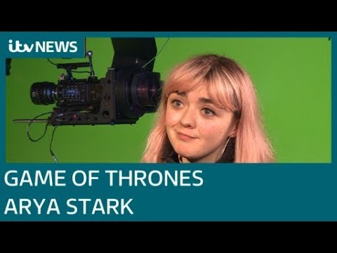 Game of Thrones: Maisie Williams plays Arya Stark and talks life after the final series