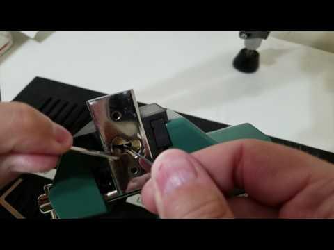 Взлом отмычками Mul-T-Lock Interactive SPP  (44) Lockpicking: Mul-T-Lock Interactive SPP