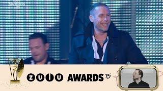Kesi og L.O.C. - Zulu Awards 2015