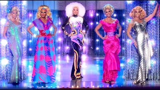 "RuPaul - ""U Wear It Well"" music video - Every Runway Look from RuPaul"