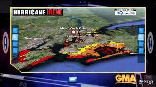 Hurricane Irene: A Major Headache for Travelers