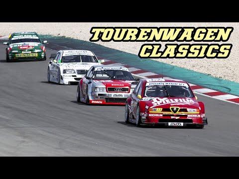 C-klasse DTM, Laguna BTCC, 155 TI, E36 STW, 635 CSI, Audi 80, ... Tourenwagen classics 2018