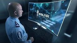 Nettipoliisi vuonna 2050