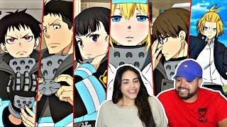 FIRE FORCE | OFFICIAL PREVIEW REACTION!!!