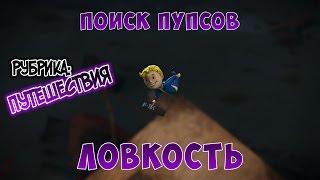 Fallout 4 - Поиск пупсов. Ловкость.