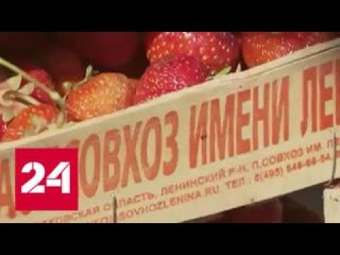 Арестованы акции Павла Грудинина в Совхозе имени Ленина - Россия 24