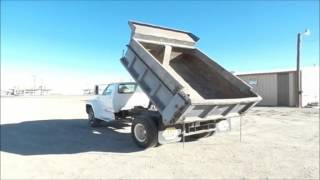 1982 Ford F800 dump truck for sale | sold at auction March 22, 2016