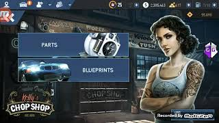 Need for Speed No Limits 2.7.3  Gold . Hacks  Chop Shop Hacks