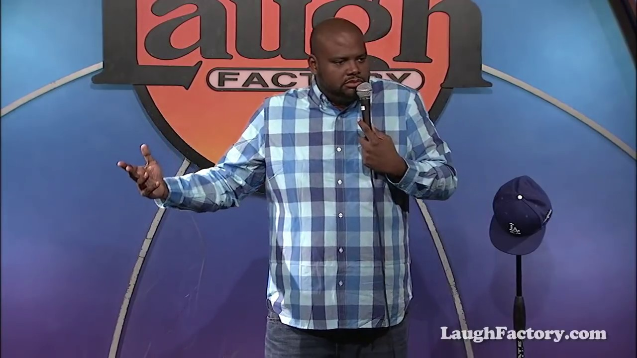 Drew Thomas  - Buying Weed from White People (Stand-up comedy)