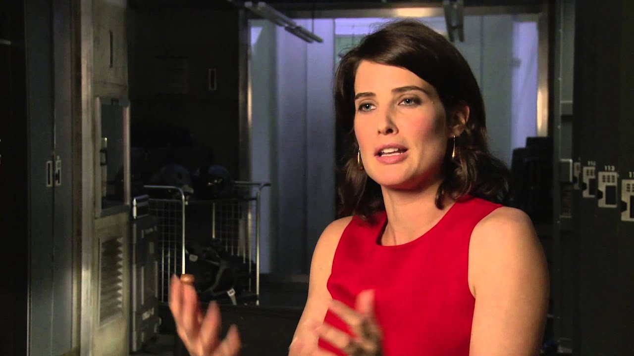 Avengers Age Of Ultron Interview Cobie Smulders Maria Hill Youtube