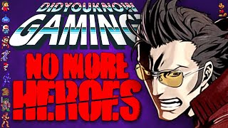 No More Heroes - Did You Know Gaming? Feat. Matt McMuscles