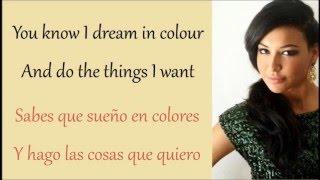 Glee: What Doesn't Kill You (Stronger) (Lyrics + Español)